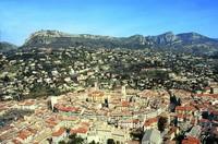Vence, Ville médiévale du douzième siècle