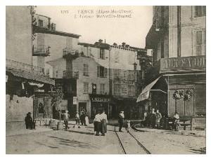 «Le tramway à Vence» (1911-1932)