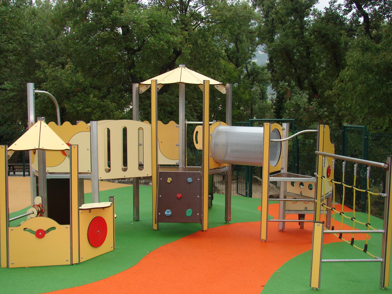 Jardins et aires de jeux