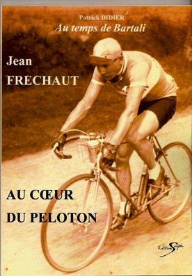 Une figure Vençoise héros du livre «Jean Fréchaut, au coeur du peloton»