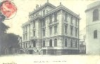 La Mairie, inaugurée le 7 août 1911, fête ses 100 ans