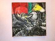 Exposition «Marc Chagall, du Verbe à l'image»