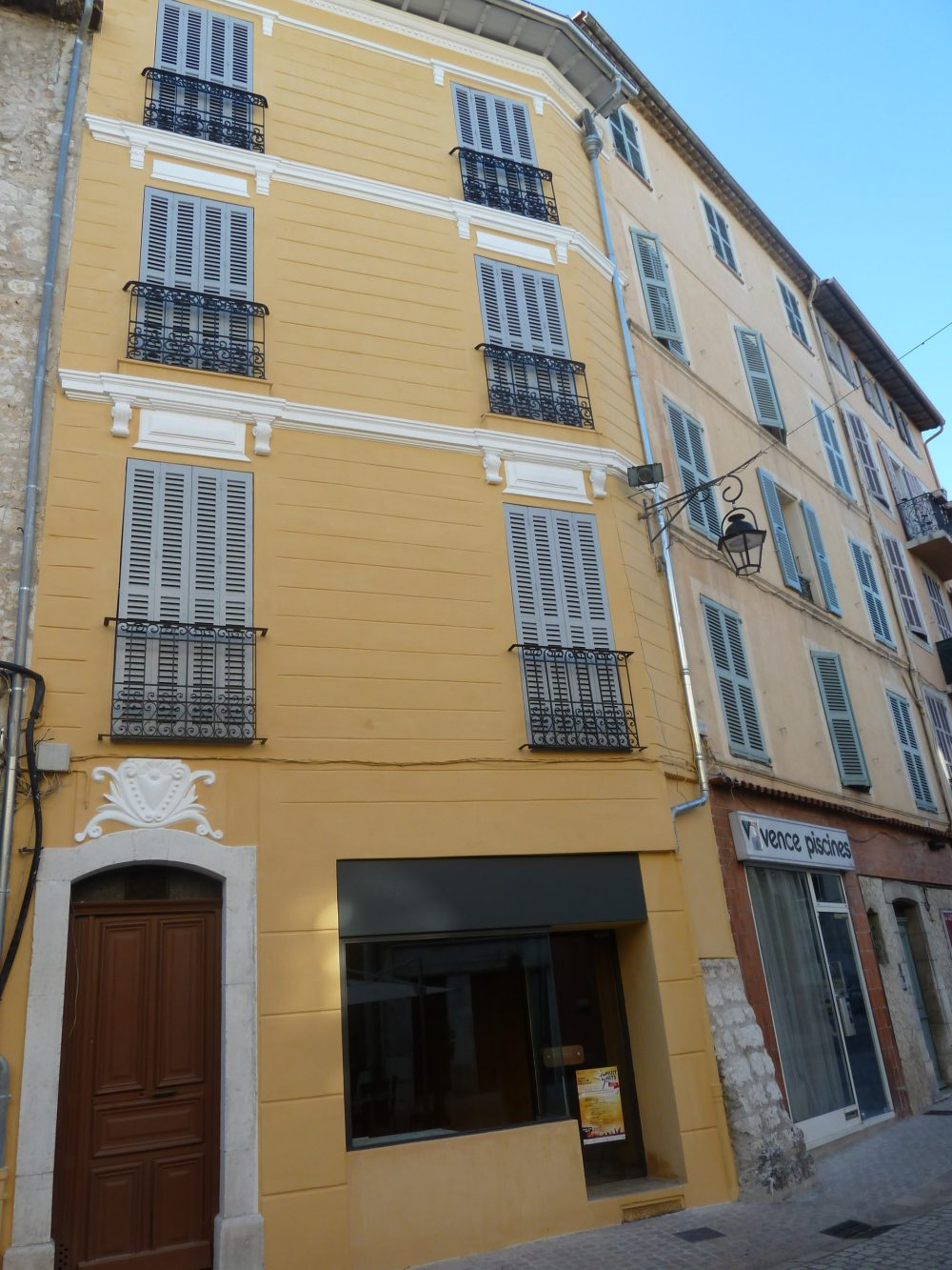 Rénovation des façades : jusqu'à 80% d'aides Grand Jardin et Rue Funel
