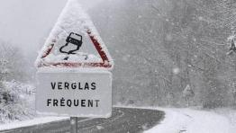 Vigilance orange «neige-verglas»
