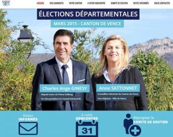 ELECTIONS DÉPARTEMENTALES : RÉSULTATS DU DEUXIÈME TOUR