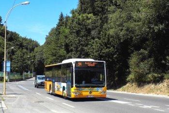 Ligne express 94 à l'heure d'été