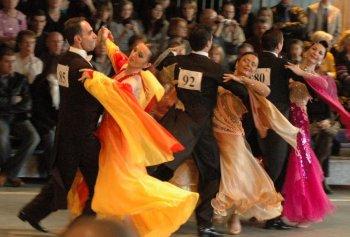 Le championnat de France «10 danses» le 3 novembre 2018