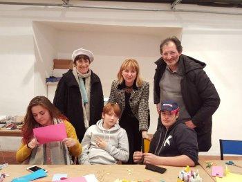 Workshop créatif numérique et plastique au musée