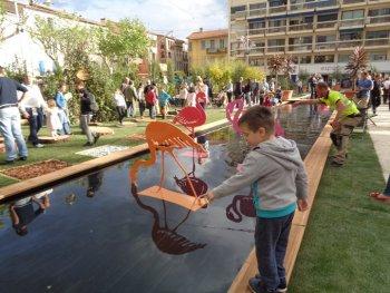 Succès pour la fête de la nature «ma ville est un grand jardin» parrainé par l'architecte paysagiste Jean Mus