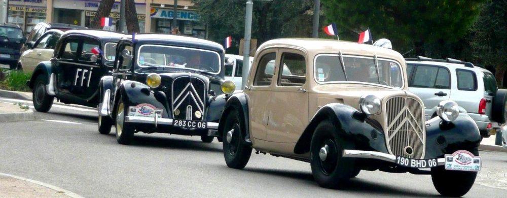 CÉRÉMONIES DU 8 MAI 1945 À VENCE