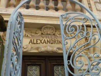 La Villa Alexandrine fait peau neuve