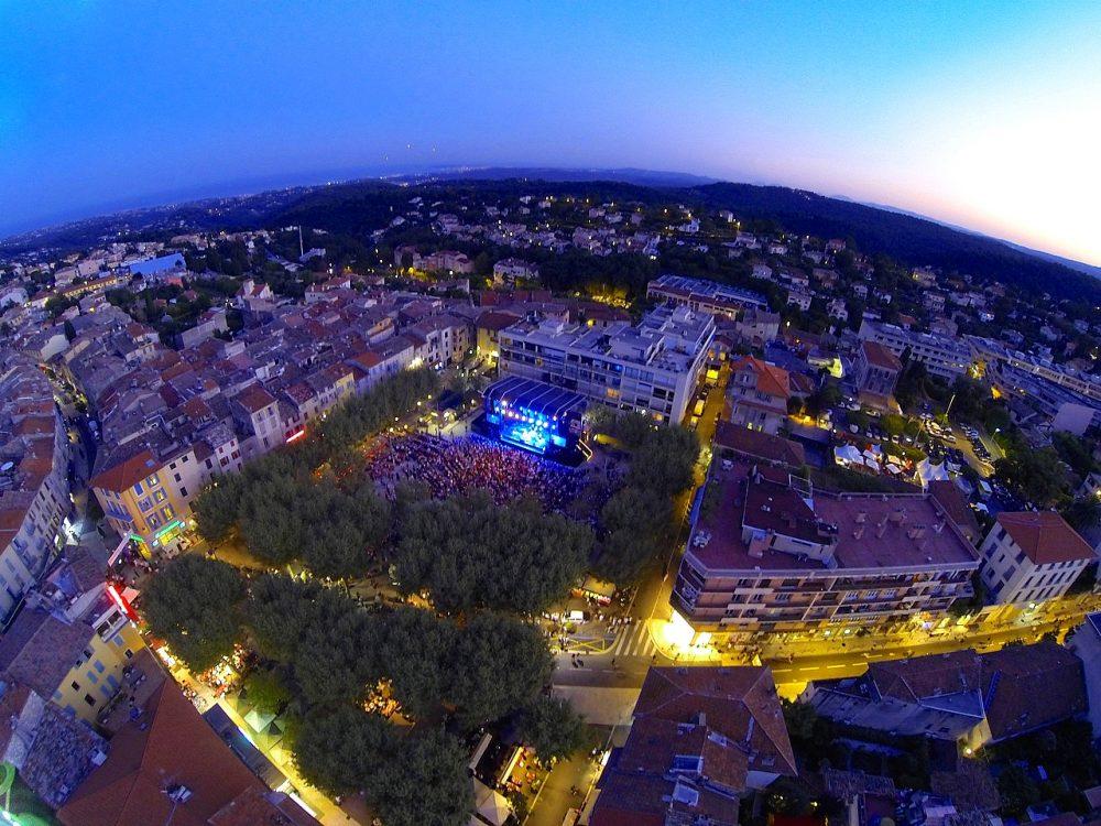Festival des Nuits du Sud 2018, nouveau format