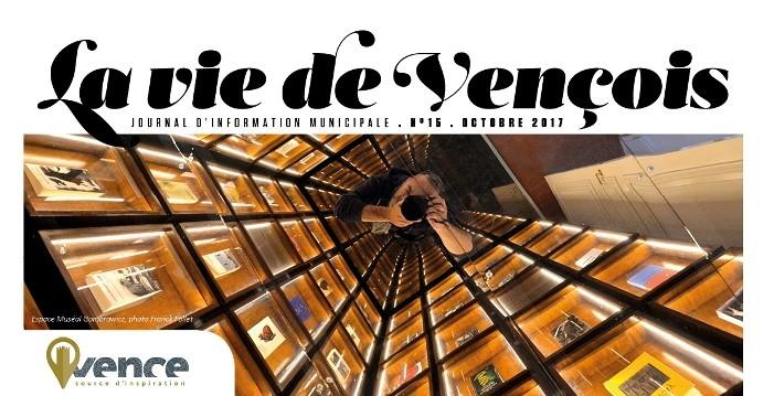 Journal la vie de Vençois – numéro 15