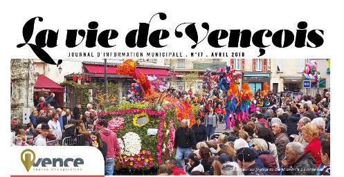Journal la vie de Vençois – numéro 17