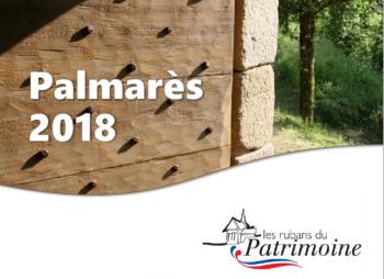 Vence et la villa Alexandrine primées par « LES RUBANS DU PATRIMOINE » 2018