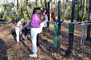 Parcours Santé dans les bois de La Sine
