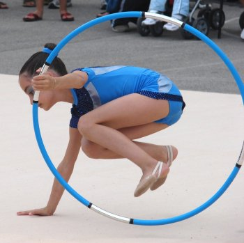 L'AISA GR Côte d'Azur dynamise ses gymnastes