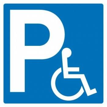 Stationnement gratuit des personnes à mobilité réduite