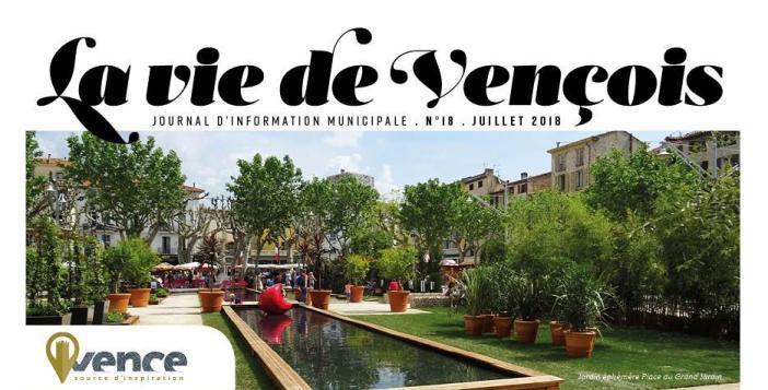 Journal La Vie de Vençois n°18