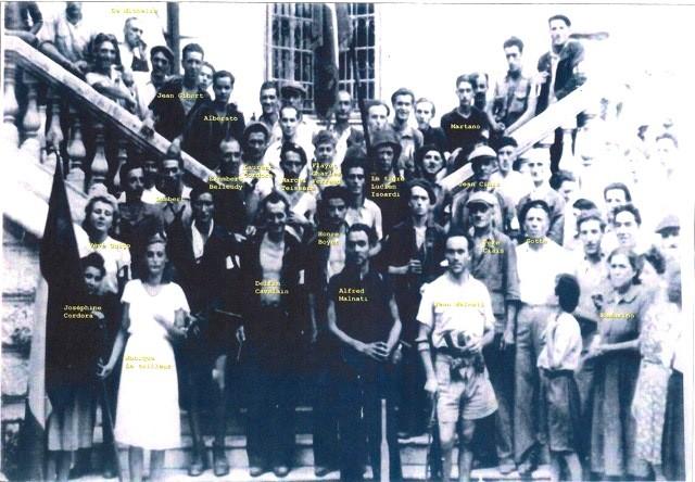 27 AOÛT, 74ème Anniversaire de la Libération de Vence & du Pays Vençois