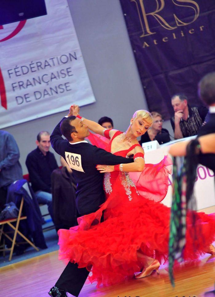 Championnat de FRANCE de Danse Sportive et de Show Danse… à Vence !