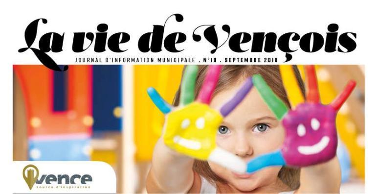 Journal La Vie de Vençois n°19