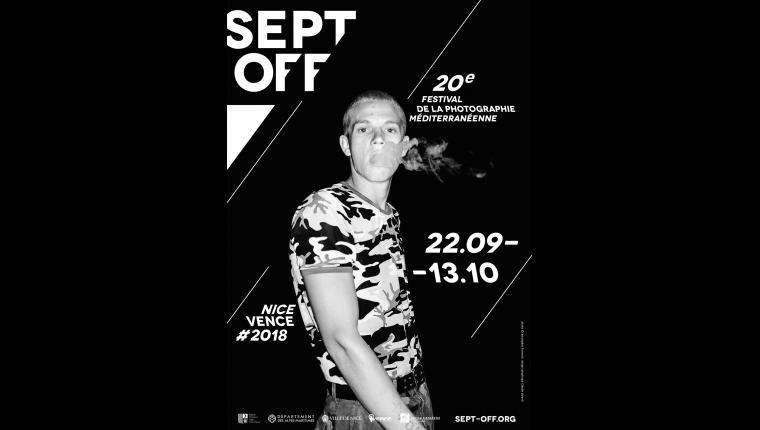 Vence partenaire du Festival Sept Off 2018