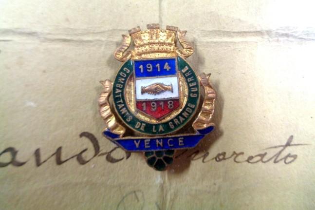 100ème ANNIVERSAIRE E L'ARMISTICE DU 11 NOVEMBRE 1918