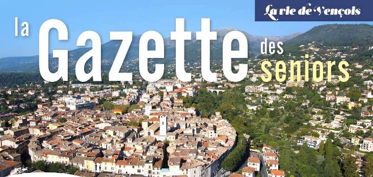 La Gazette des Seniors SEPTEMBRE 2018 – N°8