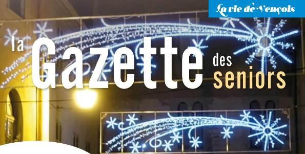 La Gazette des Seniors DÉCEMBRE 2018 – N°9