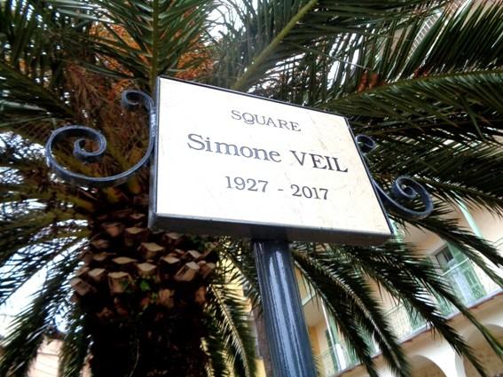 Découvrez le nouveau Square Simone Veil
