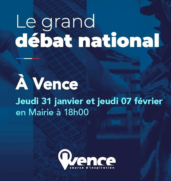 Grand Débat National, 2ème séance en Mairie