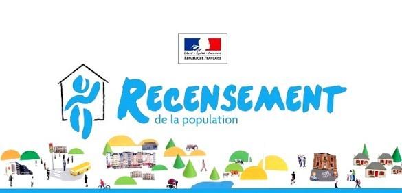 RECENSEMENT DE LA POPULATION – COLLECTE 2019 – VENCE
