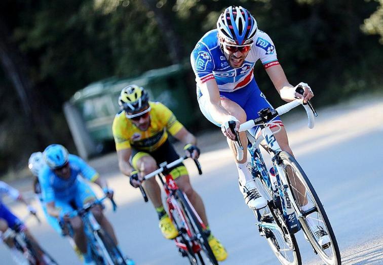 Le Tour du Haut Var a fait étape à Vence le 22 février