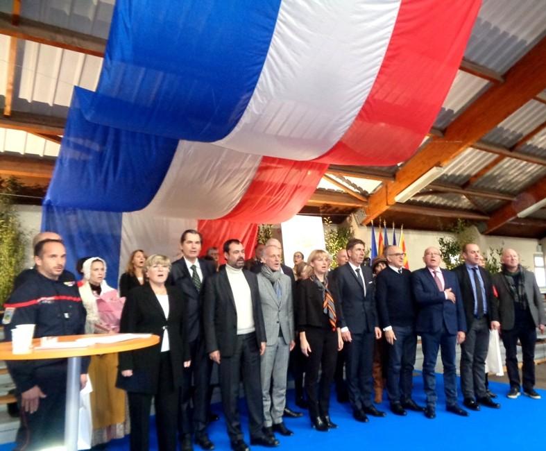 Des vœux de coopération et d'attractivité pour préparer Vence demain….