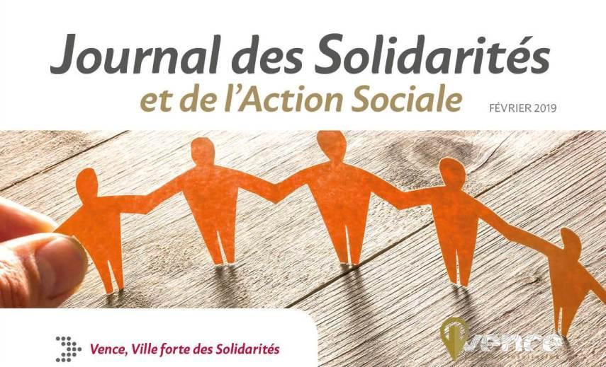 1er Journal des Solidarités