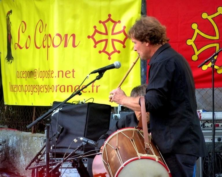 40 Ans de Fête et de musique traditionnelle à La Conque