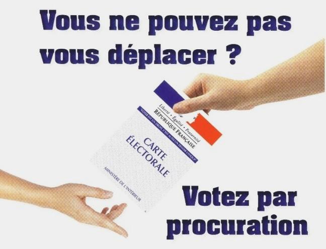 Élections Européennes, comment voter par procuration ?