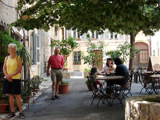 Règlement d'accès à la Cité historique