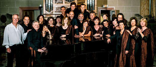 L'Ensemble Vocalita & Dorian Rambaud invités de Musique à Cœur