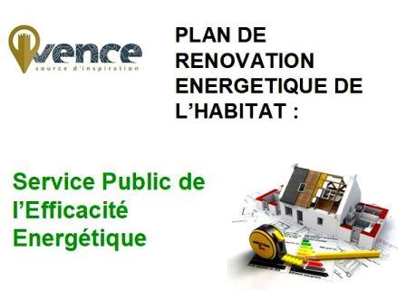 Service Public de l'Efficacité Énergétique SPEE