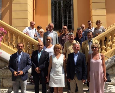 Vence accueille le Conseil métropolitain du Tourisme