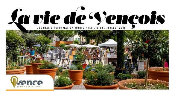 Le Journal La Vie de Vençois n°23