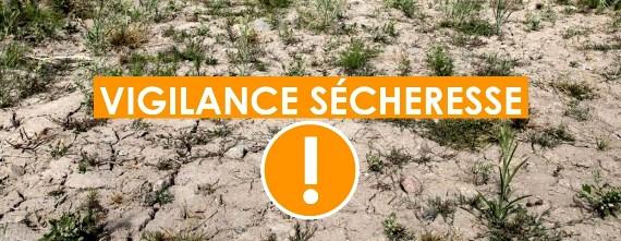 Les Alpes-Maritimes placés en vigilance sécheresse