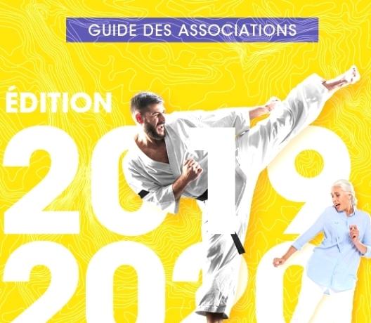 Le nouveau Guide des Associations vient de paraître