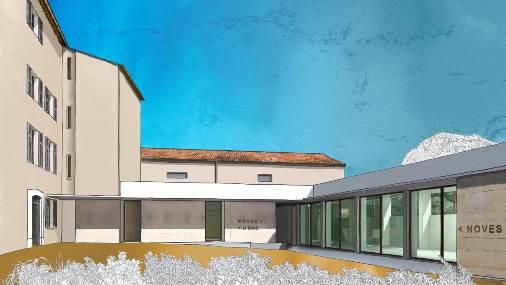 Le nouveau Centre Culturel ouvre le 30 septembre 2019