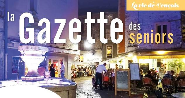 La Gazette des Seniors Septembre 2019 – N°12