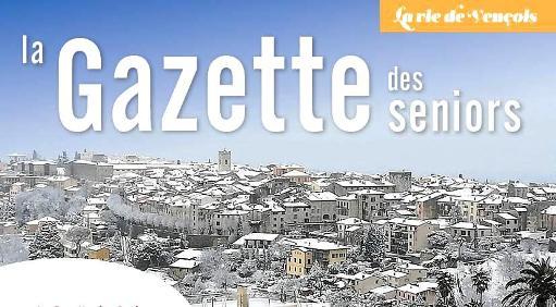 La Gazette des Seniors NOVEMBRE 2019 – N°13