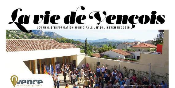 Le Journal La Vie de Vençois n°24
