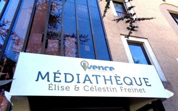 Les nouveautés de la Médiathèque Freinet